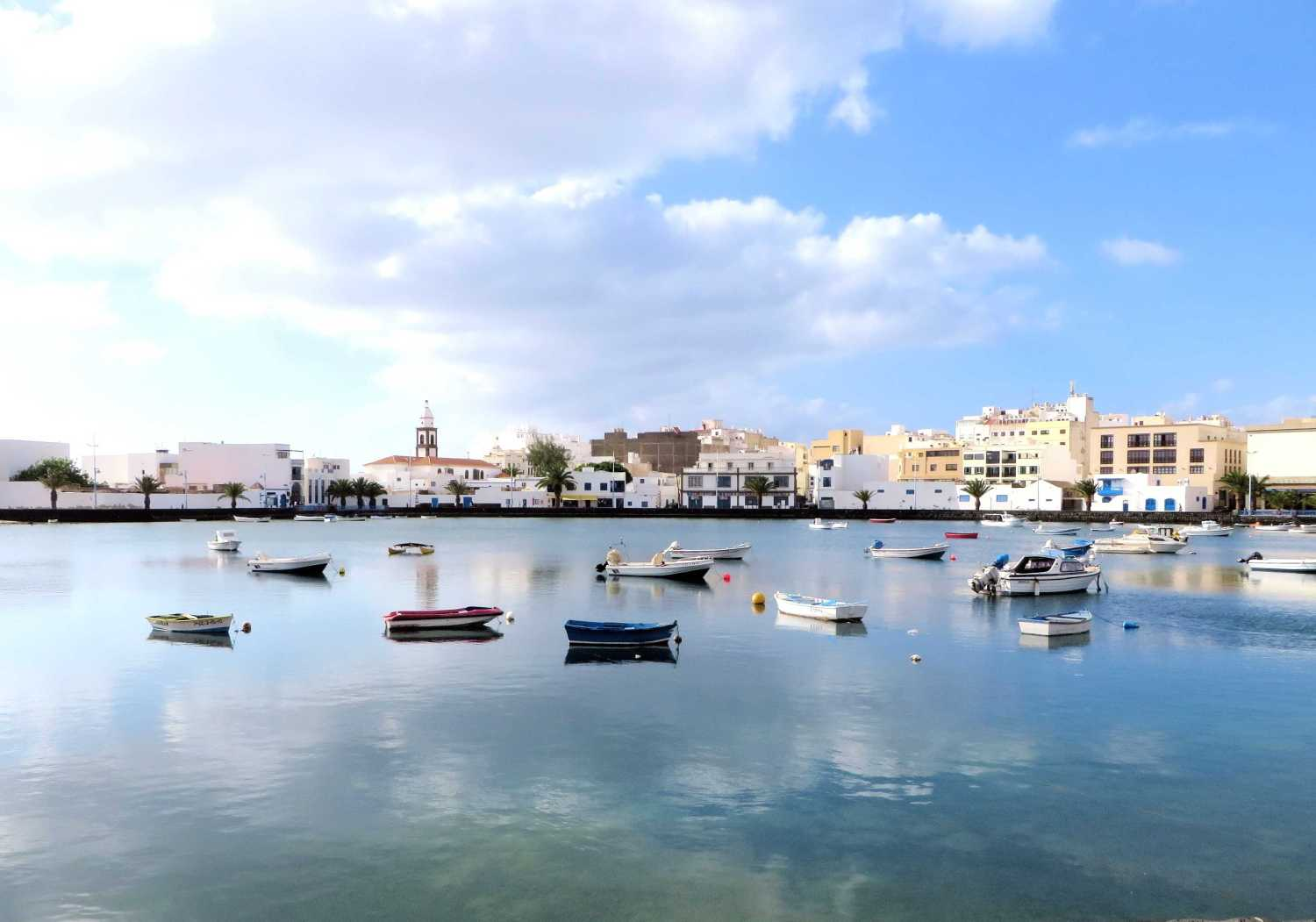 Arrecife, Canary, Port, Lagoon
